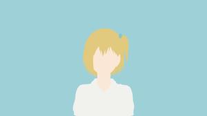 Hitoka Yachi 2560x1440 wallpaper