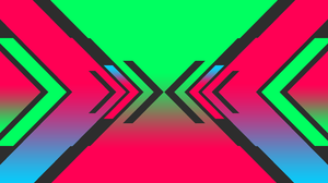 Abstract Vector 5120x2880 wallpaper