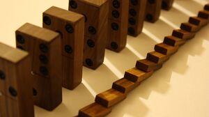 Dominos 4272x2848 Wallpaper