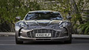 Aston Martin Aston Martin One 77 Car Coupe Silver Car Sport Car Supercar Vehicle 2048x1363 Wallpaper