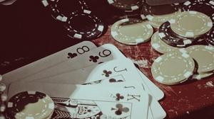 Card Poker 1920x1440 Wallpaper