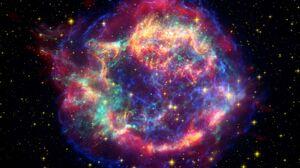 Supernova 2560x1440 Wallpaper