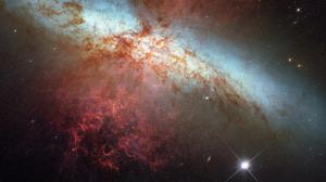 Sci Fi Supernova 3840x2160 Wallpaper