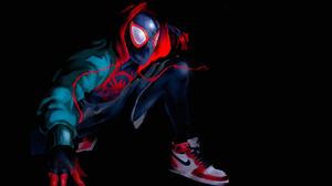 Marvel Comics Miles Morales Spider Man Spider Man Into The Spider Verse 3840x2650 Wallpaper
