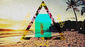 Artistic Summer 2560x1600 wallpaper