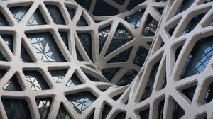 Abstract Geometry Pattern Architecture Photography Window Ekaterina Busygina 1920x1280 Wallpaper
