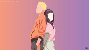 Naruto Uzumaki Hinata Hyuga 1920x1080 Wallpaper