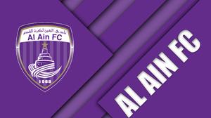 Al Ain Fc Emblem Logo Soccer 3840x2400 Wallpaper