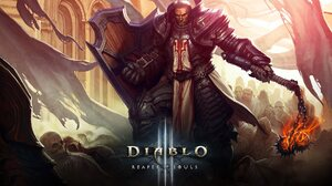 Blizzard Entertainment Crusader Diablo Iii Diablo Iii Diablo Iii Reaper Of Souls 1920x1200 Wallpaper