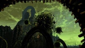 The Elder Scrolls V Skyrim Apocrypha Hermaeus Mora 2560x1440 wallpaper