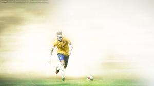 Brazil National Football Team Neymar Soccer 1920x1080 Wallpaper
