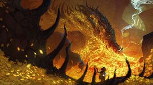 Dragon 1950x1092 Wallpaper