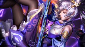 Illustration Artwork Digital Art Fan Art Drawing Fantasy Art Fantasy Girl Women Video Games Video Ga 2828x4000 Wallpaper