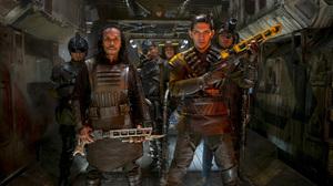 Iko Uwais Star Wars Star Wars Episode Vii The Force Awakens Yayan Ruhian 3000x2004 Wallpaper