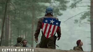 Captain America The First Avenger Captain America Steve Rogers Chris Evans 1920x1200 Wallpaper