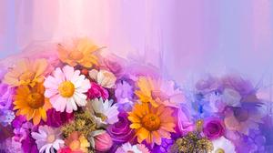 Artistic Flower 6668x3751 wallpaper