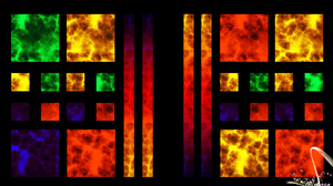 Shapes Square Colorful 1920x1080 Wallpaper