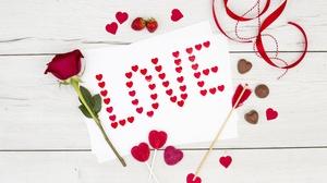 Love Rose 5472x3648 Wallpaper