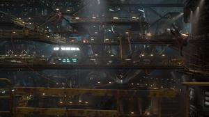 Guardians Of The Galaxy Vol 2 Michael Rooker Yondu Udonta 2158x1136 wallpaper