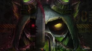 Teemo Teemo League Of Legends League Of Legends Knife Video Games 3840x2160 Wallpaper