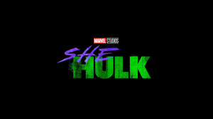 She Hulk Typography Black Background Marvel Comics 2560x1600 Wallpaper