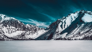 Winter Snow 3840x2160 wallpaper