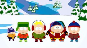 Stan Marsh Kyle Broflovski Eric Cartman Butters Stotch Ike Broflovski 1920x1080 Wallpaper