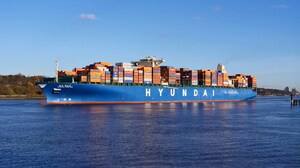 Vehicles Container Ship 1920x1080 Wallpaper