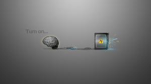 Brain Electricity 1920x1080 Wallpaper