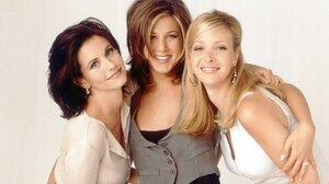 Jennifer Aniston Rachel Green Courteney Cox Monica Geller Lisa Kudrow Phoebe Buffay 1920x1080 Wallpaper