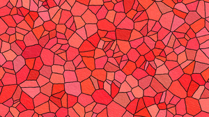 Colorful Mosaic Pattern Red Stone Texture 3000x2000 Wallpaper