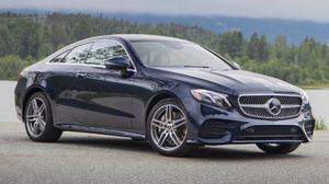 Black Car Car Coupe Luxury Car Mercedes Benz E 400 4matic Coupe Amg Styling 1920x1080 Wallpaper