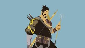 Hanzo Overwatch Overwatch 1920x1080 Wallpaper