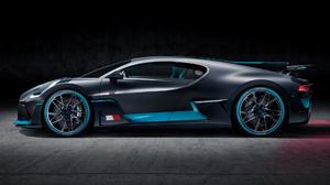 Black Car Bugatti Divo Car Sport Car Supercar 1920x1080 wallpaper