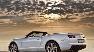 Muscle Car Convertible White Car Car 2048x1536 Wallpaper