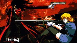 Anime Hellsing 2560x1600 Wallpaper
