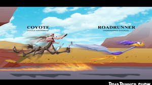 Wile E Coyote And The Road Runner 2333x1458 wallpaper
