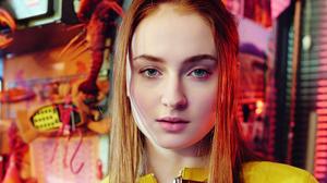 Actress British Redhead 2000x1125 Wallpaper