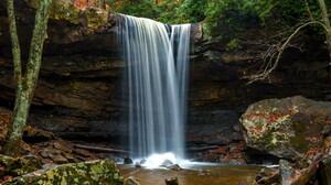 Earth Waterfall 2560x1706 Wallpaper
