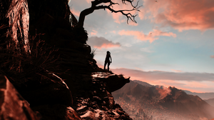 Video Game Rise Of The Tomb Raider 3806x3180 wallpaper