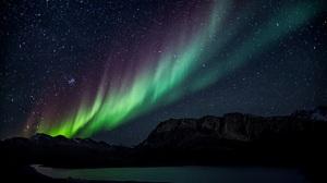 Nature Aurora Night Stars 1920x1280 Wallpaper