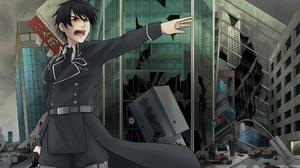 Anime Boy 2045x1446 wallpaper