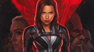 Black Widow David Harbour Florence Pugh Rachel Weisz Red Guardian Marvel Comics Scarlett Johansson T 2480x2160 Wallpaper