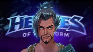 Hanzo Overwatch Heroes Of The Storm 2560x1440 Wallpaper