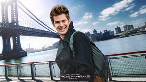 The Amazing Spider Man 2 Andrew Garfield Peter Parker 1920x1080 Wallpaper
