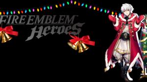 Christmas Fire Emblem Fire Emblem Heroes Robin Fire Emblem 2732x1308 Wallpaper