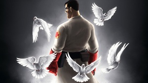 Video Game Team Fortress 2 2134x1333 Wallpaper