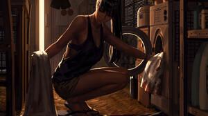 Woman 1920x1200 Wallpaper