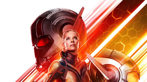 Ant Man Ant Man And The Wasp Evangeline Lilly Hope Pym Wasp Marvel Comics 3376x1899 wallpaper