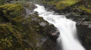 Waterfall 1920x1200 Wallpaper